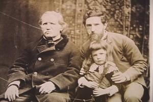 Bernard Augustus and Homer Saint Gaudens