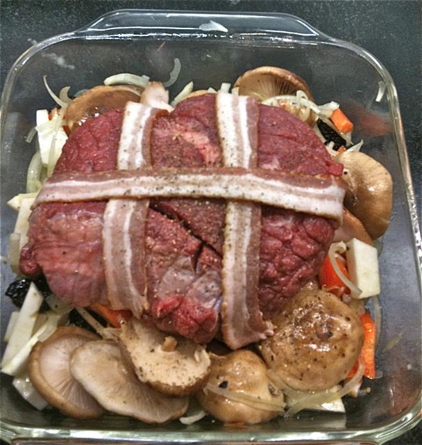 Boar Roast